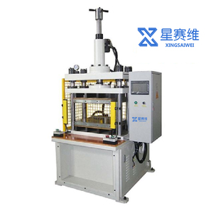 XSW Series Four-column Servo Hydraulic Press with Slide Table
